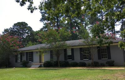 Lafayette County Single Family Home For Sale: 01 Cr 205