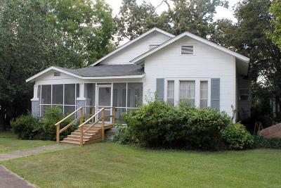 Yalobusha County Single Family Home For Sale: 205 Church Street