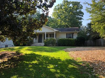 Oxford Single Family Home For Sale: 104 Clubview