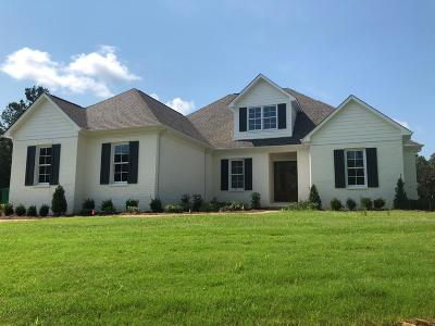 Oxford Single Family Home For Sale: 5009 Braemar Park Drive