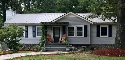 Oxford Single Family Home For Sale: 89 Jeff Street