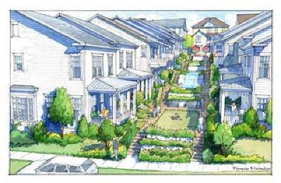 Oxford Single Family Home For Sale: Tbd 1 Lamar Terrace
