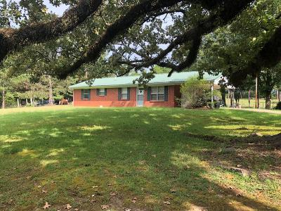 Yalobusha County Single Family Home For Sale: 2711 Hwy 32e