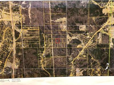 Oxford Residential Lots & Land For Sale: 00 Cook Lane Off Cr 207
