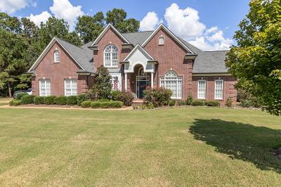 Oxford Single Family Home For Sale: 18002 Countrywood Cove