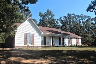 Oxford Single Family Home For Sale: 209 Hwy 9 W