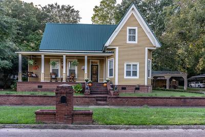Water Valley MS Single Family Home For Sale: $159,900