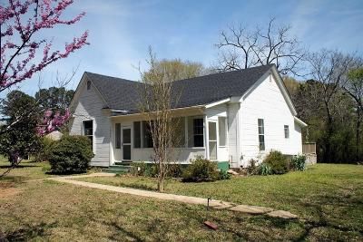 Water Valley MS Single Family Home For Sale: $105,000
