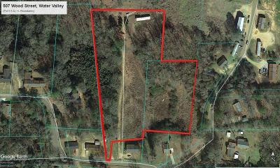 Water Valley MS Residential Lots & Land For Sale: $25,000