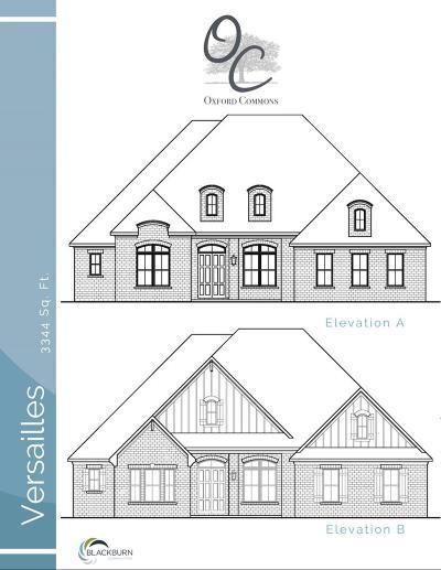 Oxford Single Family Home For Sale: 402 Allen Cove