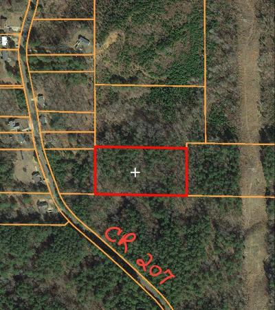Oxford Residential Lots & Land For Sale: 000 Cr 207
