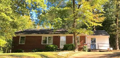 Oxford Single Family Home For Sale: 311 Elm