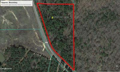 Water Valley MS Residential Lots & Land For Sale: $12,000