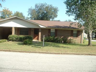 Coffeeville Single Family Home For Sale: 14677 Depot Street