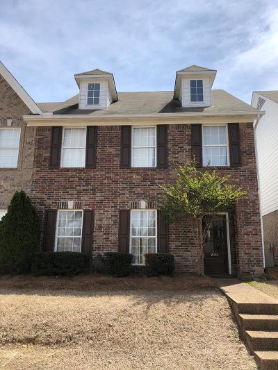 Oxford Single Family Home For Sale: 204 Shelley Cove