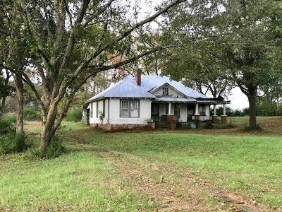 Bruce, Calhoun City, Derma, Abbeville, Banner, Batesville, Como, Taylor, Courtland, Crenshaw, Pope, Sardis, Charleston, Coffeeville, Oakland Residential Lots & Land For Sale: Tbd Cr 215(Lafayette County)
