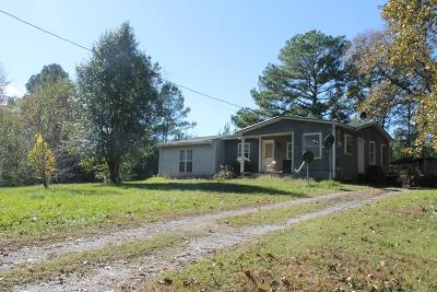 Water Valley Single Family Home For Sale: 58 Cr 390 (Lafayette County)