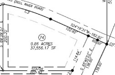 Oxford Residential Lots & Land For Sale: Lot # 74 Morris Drive