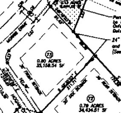 Oxford Residential Lots & Land For Sale: Lot # 73 Hogan Cove