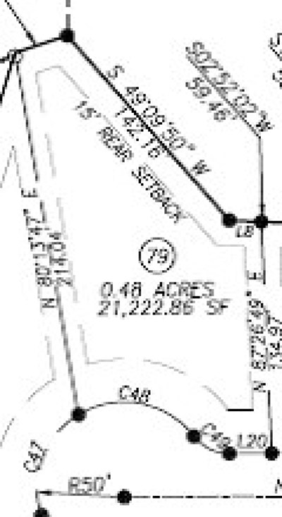 Oxford Residential Lots & Land For Sale: Lot # 79 Nicklaus Cove