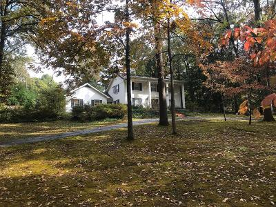 Oxford Single Family Home For Sale: 406 Country Club Road