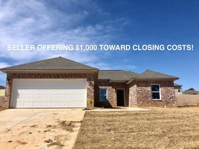 Oxford Single Family Home For Sale: 3005 Blackbriar Dr.