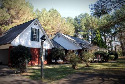 Water Valley Single Family Home For Sale: 922 Hwy 7 S (Lafayette Co)