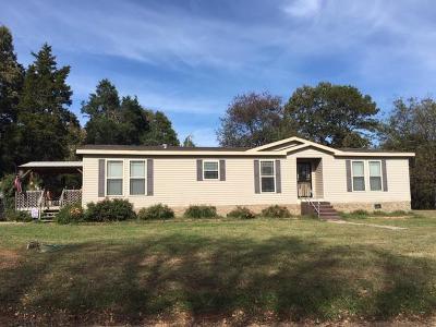 Yalobusha County Single Family Home For Sale: 160 Sanders Rd