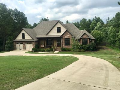Oxford Single Family Home For Sale: 4000 Sutherland