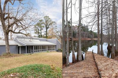 Single Family Home For Sale: 329 South Pine Lake Drive