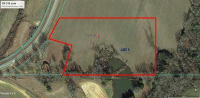 Water Valley Residential Lots & Land For Sale: Lot 1 Cr 315
