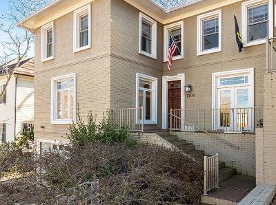 Oxford Single Family Home For Sale: 1300 Fillmore Avenue