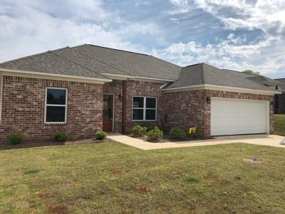 Oxford Single Family Home For Sale: 1014 Briarwood Dr.