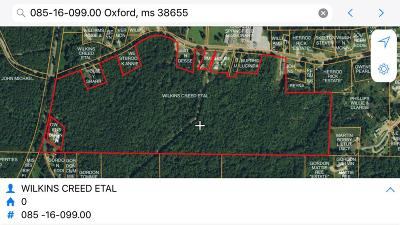 Oxford Residential Lots & Land For Sale: Tbd Cr 106