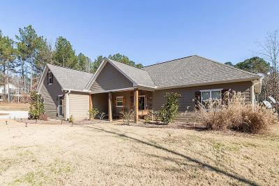 Lafayette County Single Family Home For Sale: 284 Cr 103
