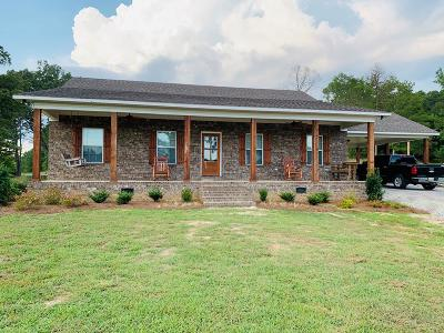 Water Valley Single Family Home For Sale: 214 Hwy 315(Lafayette County)