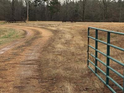 Lafayette County Residential Lots & Land For Sale: 000 Cr 201