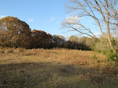 Bruce, Calhoun City, Derma, Abbeville, Banner, Batesville, Como, Taylor, Courtland, Crenshaw, Pope, Sardis, Charleston, Coffeeville, Oakland Residential Lots & Land For Sale: 0073 Edwards Road