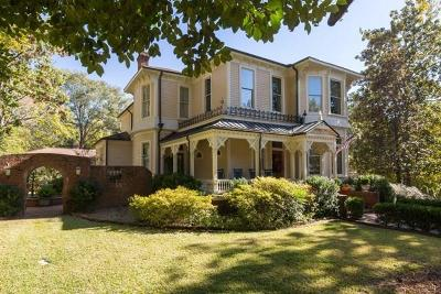 Oxford Single Family Home For Sale: 1003 S. Lamar