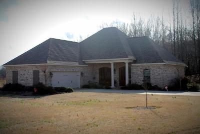 Water Valley Single Family Home For Sale: 10704 Hwy 315