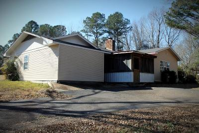 Water Valley Single Family Home For Sale: 11146 Hwy 315