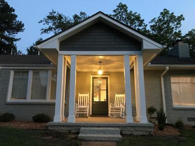 Water Valley MS Single Family Home For Sale: $234,500