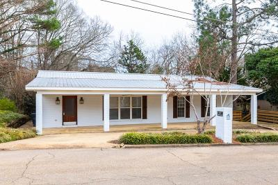 Oxford Single Family Home For Sale: 1207 Beanland