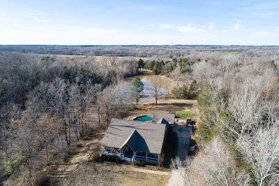 Water Valley Single Family Home For Sale: 970 Hwy 7 S