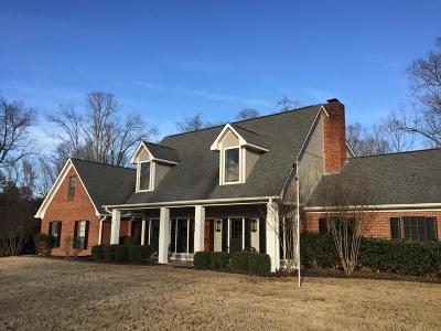 Oxford Single Family Home For Sale: 730 Shady Oaks