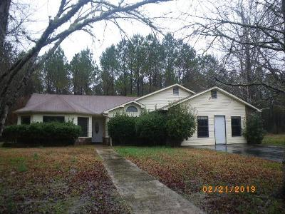 Single Family Home For Sale: 709 County Road 445