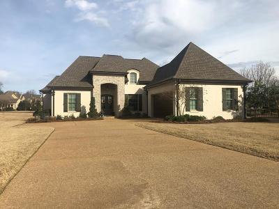Oxford Single Family Home For Sale: 21023 Wills Trace