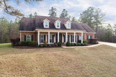 Oxford Single Family Home For Sale: 1004 South Lake Cove