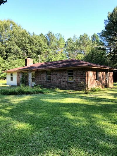 Oxford Single Family Home For Sale: 861 Hwy 331