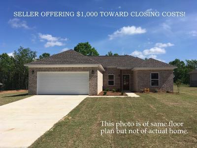 Oxford Single Family Home For Sale: 3019 Blackbriar